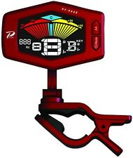 Profile PT-3000/MRD 4 Color Screen Clip On Chromatic Tuner for Guitar, Uke, Bass