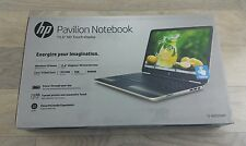 "HP Pavilion Notebook 15.6"" Laptop Touch Screen i5-6200U 1TB 8GB DDR4(15-AU030WM)"