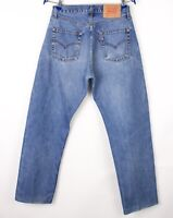 Levi's Strauss & Co Hommes 521 02 Droit Jambe Slim Jean Taille W32 L30 BCZ666