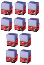 53738b60dd4 (250) Ultra-Pro Regular Toploads Trading Card Holder Standard Size Rigid  Holders