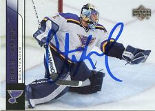 CURTIS SANFORD BLUES AUTOGRAPH AUTO 06-07 UPPER DECK #170 *33322