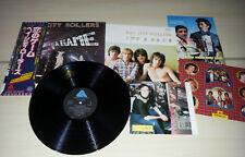 LP BAY CITY ROLLERS - IT'S A GAME - JAPAN - IES-80850 + FLEXI PAT McGLYNN