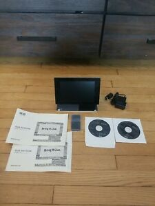 IPEVO Kaleido R7 6inch Wi-Fi Digital Picture Frame - New no box