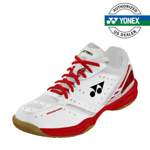 Yonex Unisex Power Cushion 30 White /Badminton Court Shoes