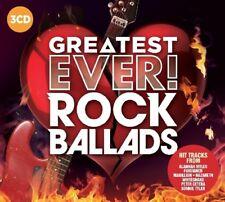 Greatest Ever! Rock Ballads - Various Artists (Album) [CD]