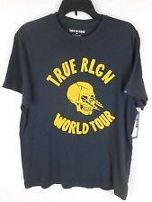 True Religion Men's Skull Lightning Tee Shirt NWT NEW MC451N026