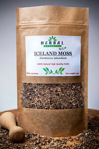Iceland Moss /Icelandic/ Porost islandzki Tarczownica 50g DRY COUGH