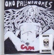(BB62) Ono Palindromes, The Cum EP - DJ CD