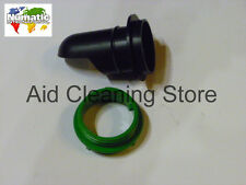 Henry George Bag Conector Threaded Neck Green Vacuum Cleaner Hoover Hose Fitting