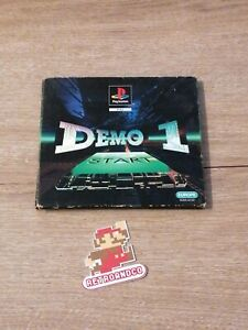 Demo 1 Start Demo One Sony PlayStation 1 PS1 Bon Etat  SCES-00120