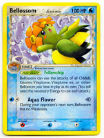 Bellossom 19/110 Rare Non Holo EX Holon Phantoms Pokemon Card NM+ With Tracking
