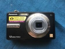 Panasonic LUMIX DMC-F3 12.1 MP Digital Camera DC Vario 4x ZOOM Silver