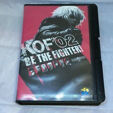 The King of Fighters 2002, Neo Geo AES, 2002, Japanese Import NA Seller