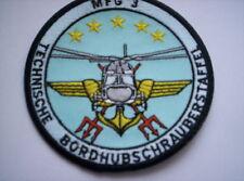 Aufnäher  Marineflieger Geschwader 3  Technische Bordhubschrauberstaffel ca 10