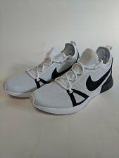 Nike Men's Duel Racer Size 10 Black White