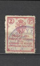 3389-SELLO FISCAL 2 PTS COLEGIO HUERFANOS MEDICOS