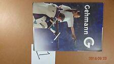 1997 GEHMANN Sporting Catalog RIFLES PISTOL - IRIS, SPECTACLE FRAMES CLOTHING CA