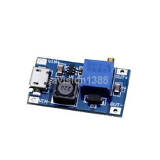 DC-DC Boost Converter 2 - 24V 2A Adjustable Step Up Power Supply Module CA