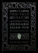 THE TELL-TALE HEART AND OTHER TALES - POE, EDGAR ALLAN/ CLARKE, HARRY (ILT) - NE