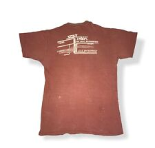 Star Trek: The Next Generation 1987 Vintage T Shirt From The Set Of The Show
