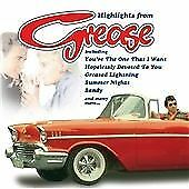 Highlights from Grease, Various Artists, Very Good Soundtrack