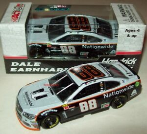 Dale Earnhardt Jr 2017 Nationwide Grey Ghost #88 Darlington Chevy SS 1/64 NASCAR
