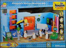 COBI The Penguins of Madagascar - Secret Mission HQ (26481) - 450 elem.