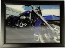 Harley Davidson Motorcycle 3D photo encadrée Moto Art