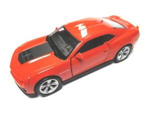 Chevrolet Camaro Sports Car, Model Car Metal Diecast 11 CM, Welly Nex Model