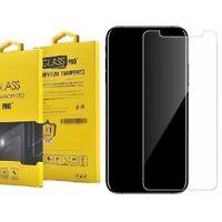 2x Schutz Glas 9H für Apple iPhone X 10 Schutzfolie Verbundglas Echt Glas 9H