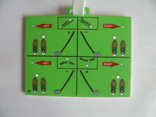 Know How To Play an Uneven Lie Bag Tag great promotional item and learning tool