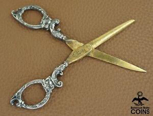 Vintage GORHAM Sterling Silver Scissors #72