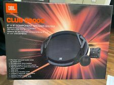 JBL CLUB9600C 3-Way 6in. x 9in. Speaker