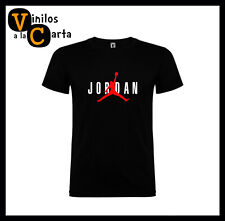 Camiseta Michael Jordan Baloncesto basket Hombre Niño Roly (CA6554)