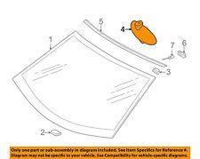 Mercedes MERCEDES-BENZ OEM SLK230 Inside-Rearview Rear View Mirror 1708100317