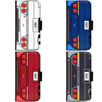 Personalized R33 Initial Name Car Plate Phone Wallet Flip Case Cover for Samsung