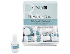 CND Daily Keratin Treatment Mini Rescue RXx 3.7ml + Tester