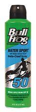 BullFrog Water Sport with Water Armor TECH - SPF 50 Spray - 6 fl oz