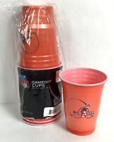 Cleveland Browns NFL Football Tailgate 18oz Plastic Disposable Party Cups BX251