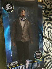 Doctor who  11th  doctor with  beard 10 inch  figure set ,