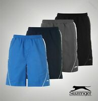Boys Slazenger Lightweight Mesh Briefs Woven Shorts Sizes Age 7-13 Yrs