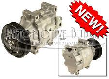 A/C Compressor w/Clutch for Toyota Echo 2000-2003 - NEW