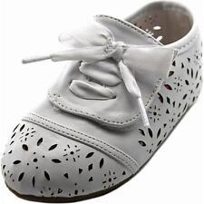 Chaussures blanches en synthétique pour garçon de 2 à 16 ans