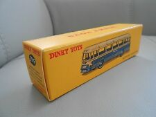 Boite dinky toys identique à l'origine AUTOCAR CHAUSSON - 29 F