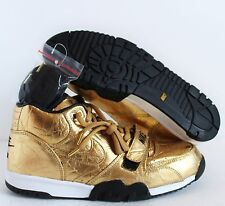 "NIKE AIR TRAINER 1 PRM PREMIUM QS (NFL) ""SUPER BOWL 50"" SZ 9 [840169-700]"