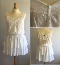 White Broderie Anglaise Dresses for Women