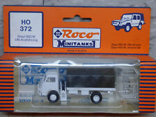 Roco Minitanks (New) Modern Steyr 680M UN Version 5T Troop Truck Lot #1781
