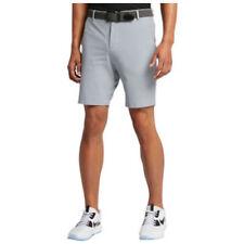 NIKE Golf Essential Flat Front Standard Fit Golf Short Size 30 Grey 897914-012