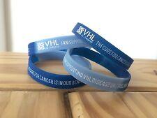 VHL Von Hippel Lindau Disease VHL UK/Ireland Charity Wristband Bracelet
