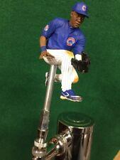 Chicago Cubs Tap Handle Beer Keg Mlb Baseball Starlin Castro Blue Jersey
